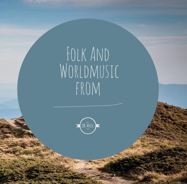 VA - Folk and Worldmusic from CPL-Music CD