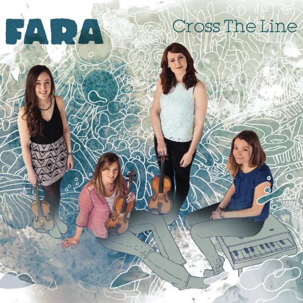 Fara - Cross the line CD