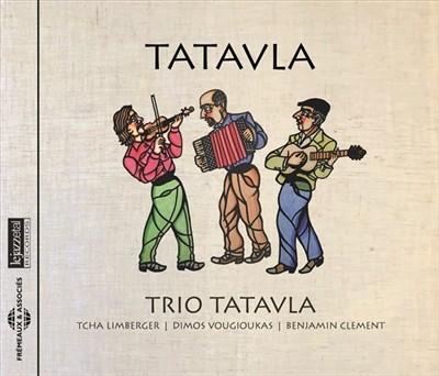 Trio Tatavla CD