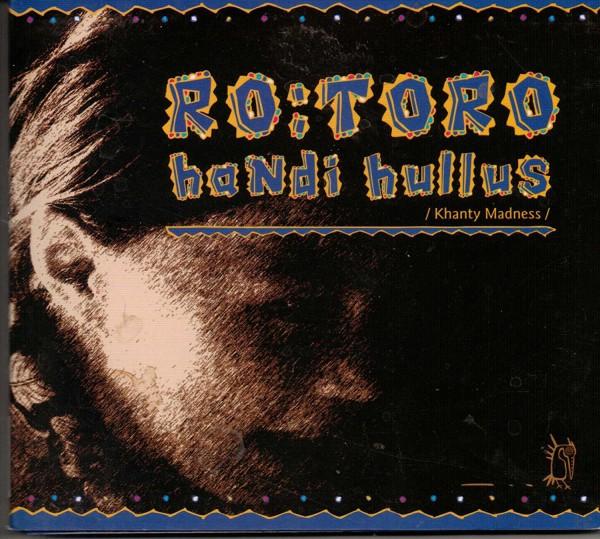 Ro:toro - Handi hullus CD