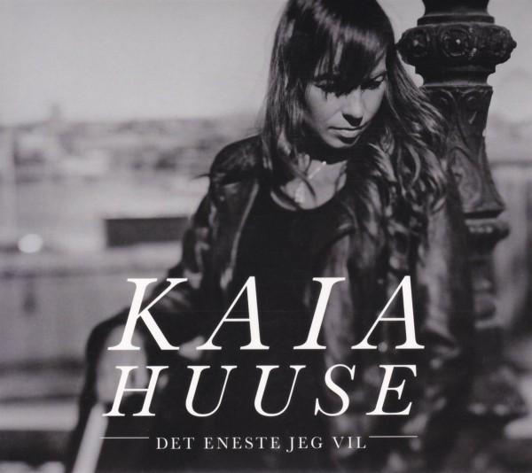 Huuse, Kaia - Det eneste jeg vil CD