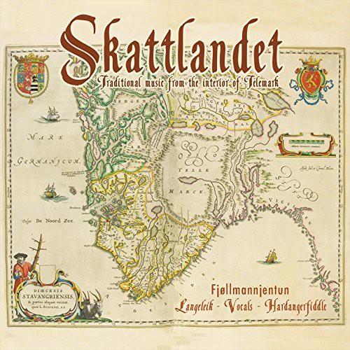Skattlandet - Fjollmannjentun CD