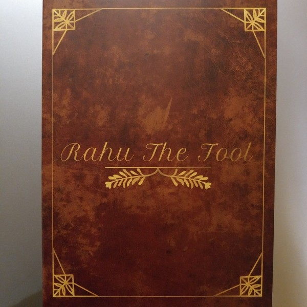 Rahu the Fool - Same 2CD