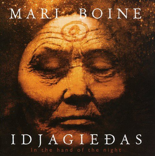 Boine, Mari - Idjagiedas-in the Hand of the Night CD