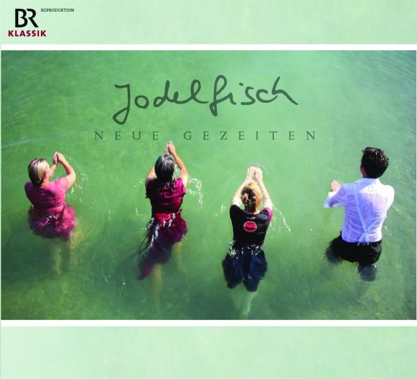 Jodelfisch - Neue Gezeiten CD