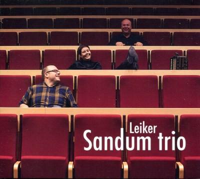 Sandum Trio - Leiker CD