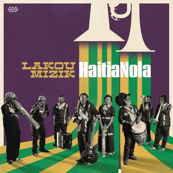 Lakou Mizik - Haitia Nola CD