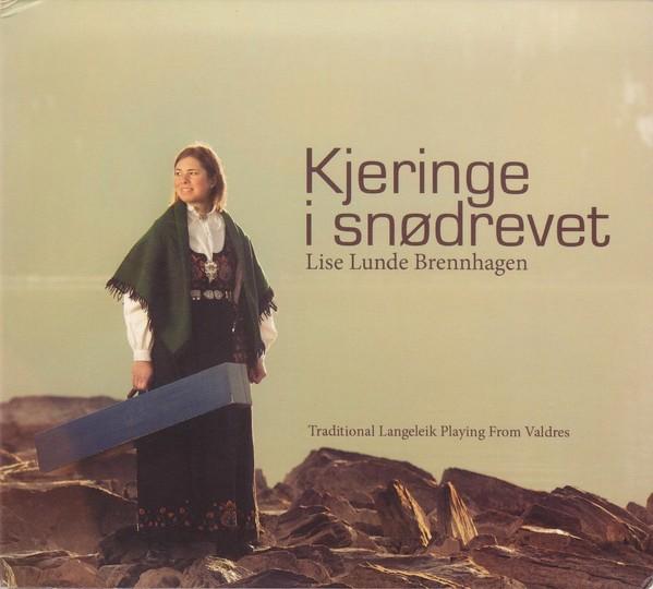 Brennhagen, Lise Lunde – Kjeringe I Snødrevet CD