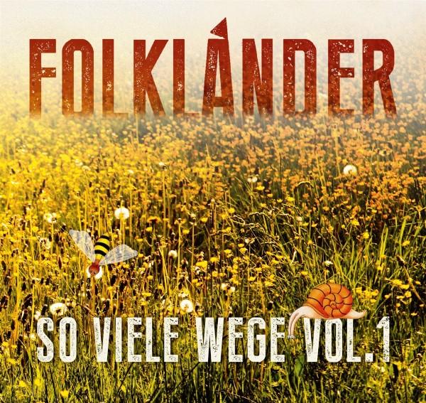 Folkländer - So viele Wege Vol. 1 CD