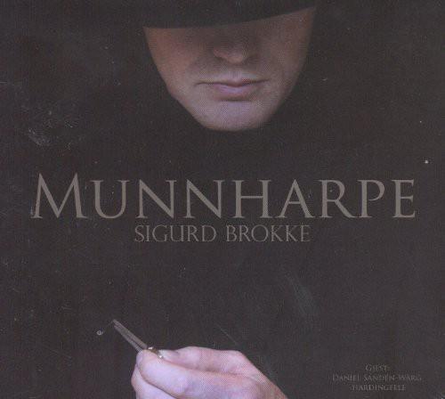 Brokke, Sigurd - Munnharpe CD (+Bonus CD)