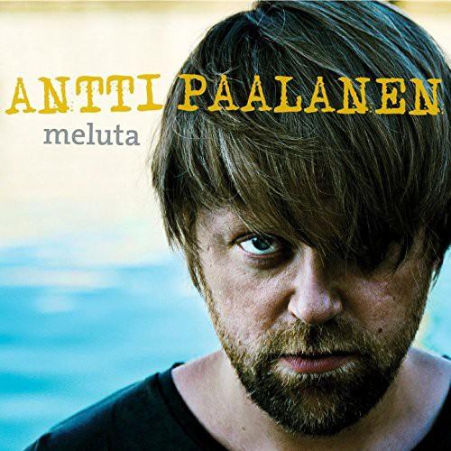 Paalanen, Antti - Meluta CD