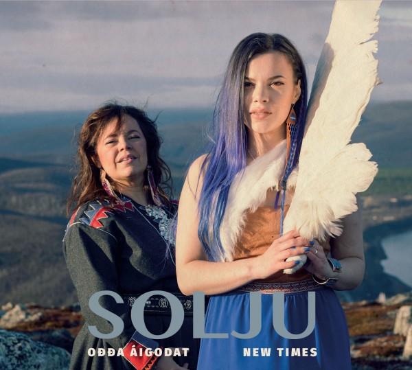 Solju - Ođđa Áigodat (New Times) CD
