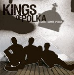 Kings of Polka - Every man's Polka CD