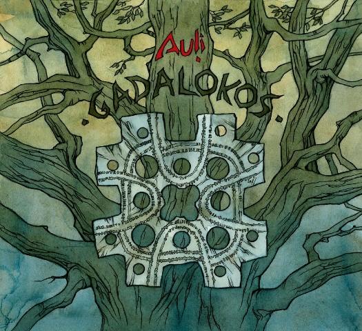 Auli - Gadalokos CD