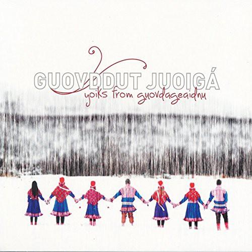 Guovddut juoigá - Yoiks from Guovdageaidnu CD