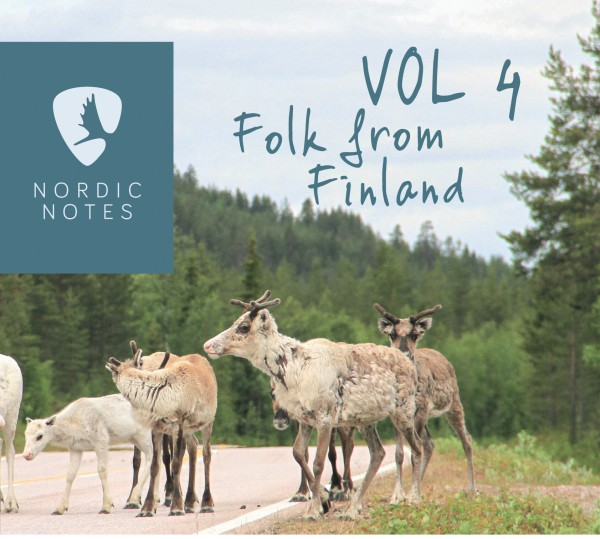 VA - Nordic Notes Vol. 4: Folk From Finland CD