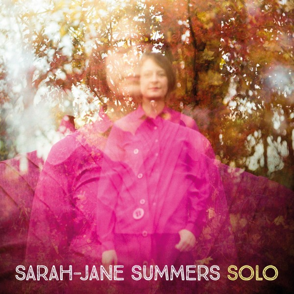 Summers, Sarah-Jane - Solo CD