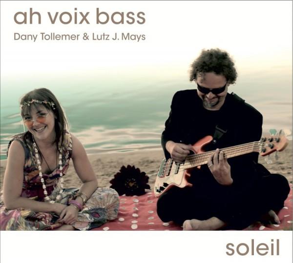 Ah Voix Bass - Soleil CD