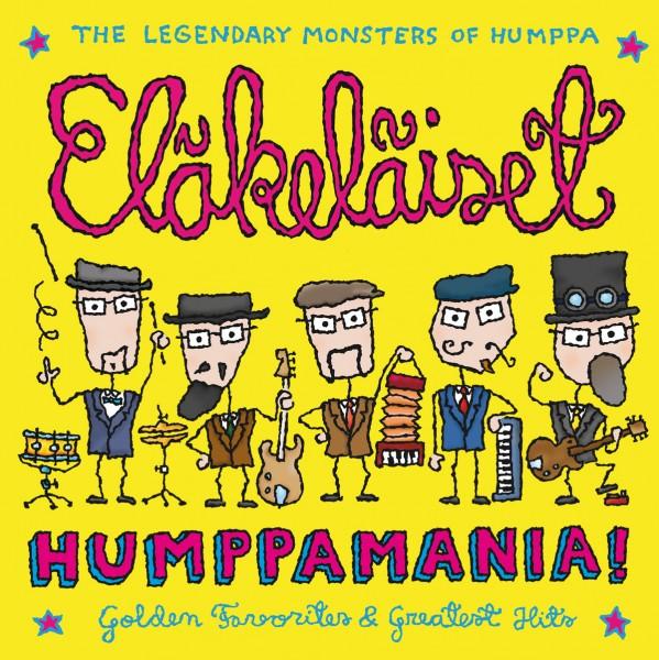 Eläkeläiset - Humppamania 2CD