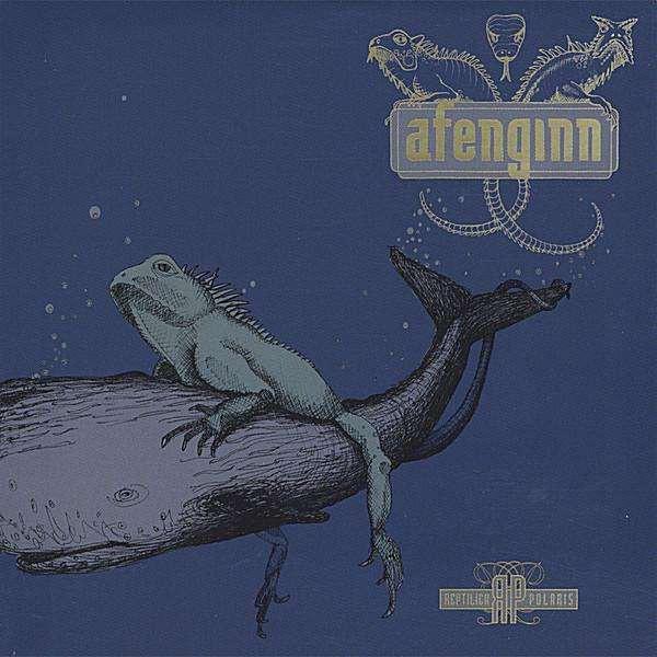 Afenginn - Reptilica Polaris CD