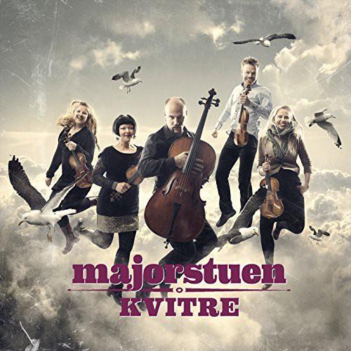 Majorstuen - Kvitre CD