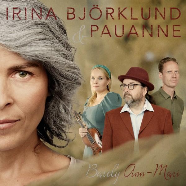 Irina Björklund & Pauanne - Barely Ann-Mari CD