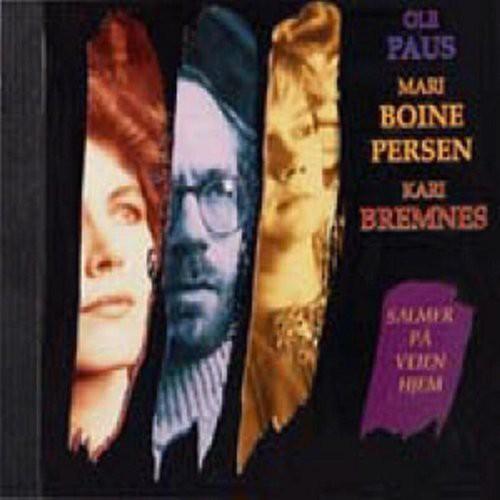 Bremnes, Kari / Mari Boine Persen/ Ole Paus - Salmer pa veien hj