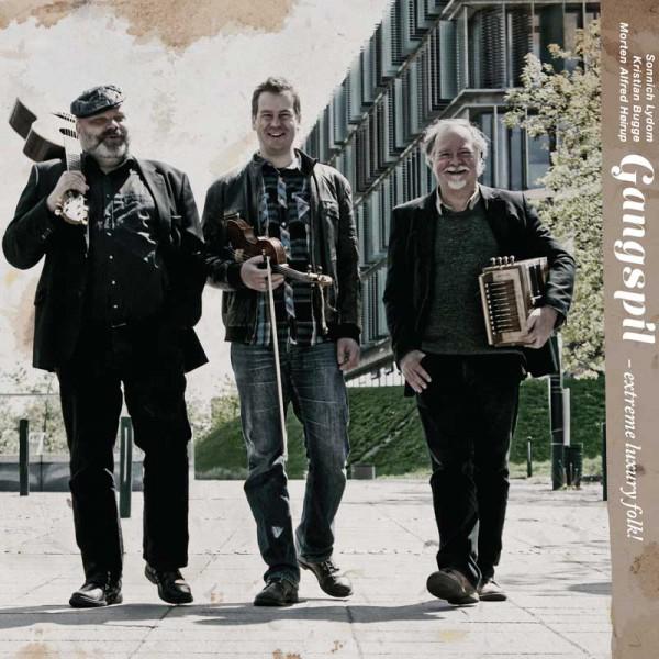 Lydom, Bugge & Høirup - Gangspil CD