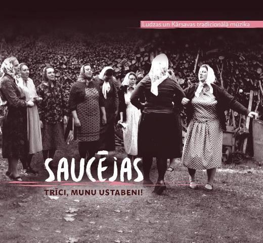 Saucejas - Trici, munu ustabeni! CD