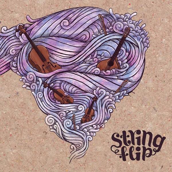 Stringflip - Stringflip CD