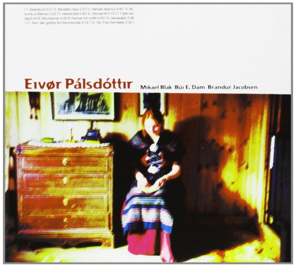 Eivor Palsdottir - Eivor Palsdottir CD