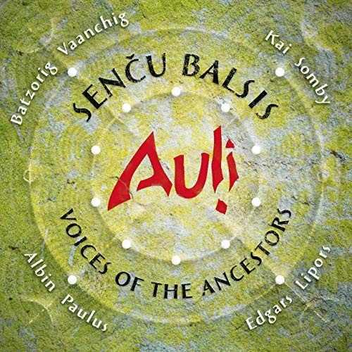 Auli - Sencu Balsis / Voices of the Ancestors CD
