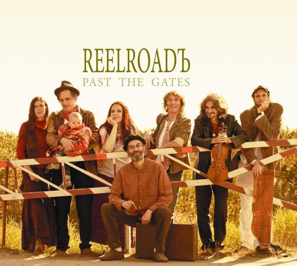 Reelroad - Past the Gates CD