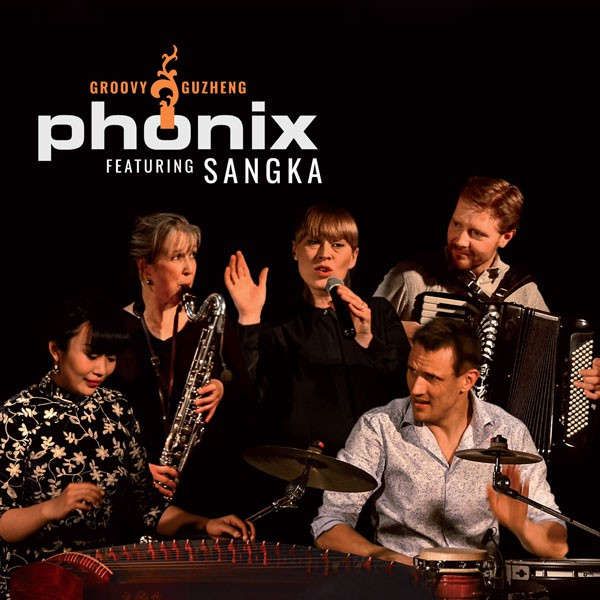 Phønix featuring SangKa – Groovy Guzheng CD