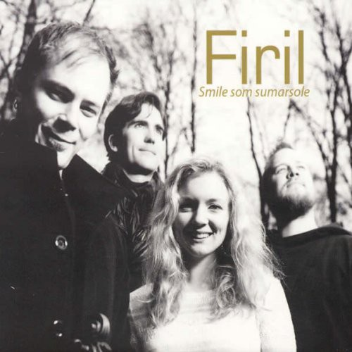 Firil - Smile som Sumarsole CD