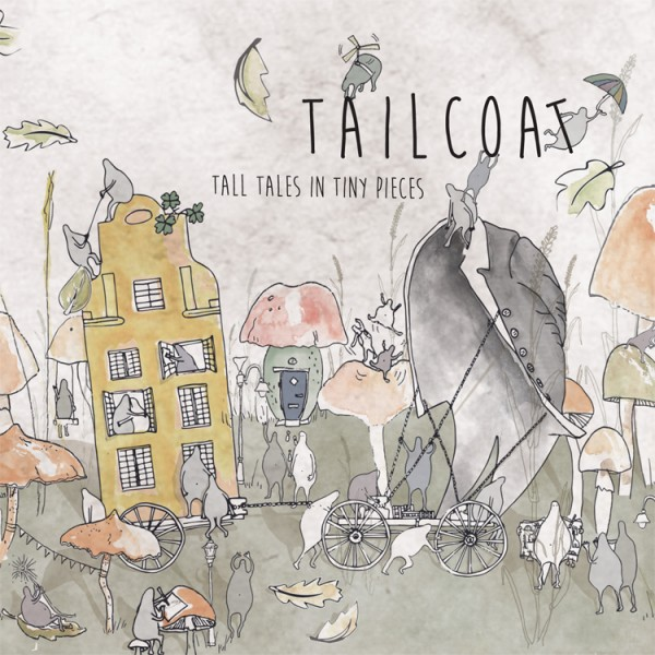 Tailcoat - Tall Tales in Tiny Pieces CD