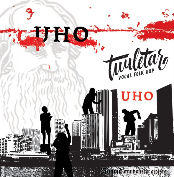 Tuuletar - Uho CD Single