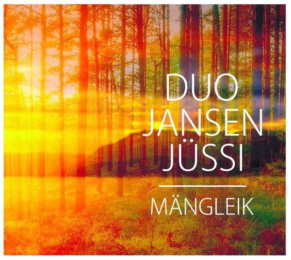 Duo Jansen / Jüssi - Mängleik CD