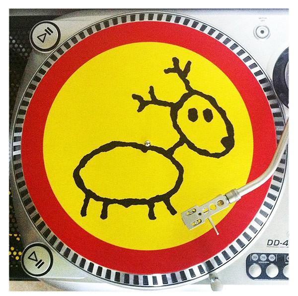 Eläkeläiset - Flip Mat für den Schallplattenspieler - Poro Traffic
