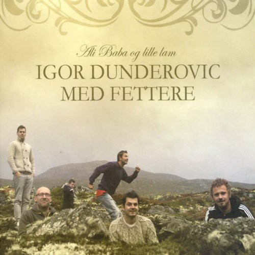 Igor Dunderovic Med Fettere - Ali Baba og little lam CD
