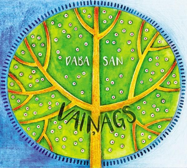 Daba San - Vainags - CD