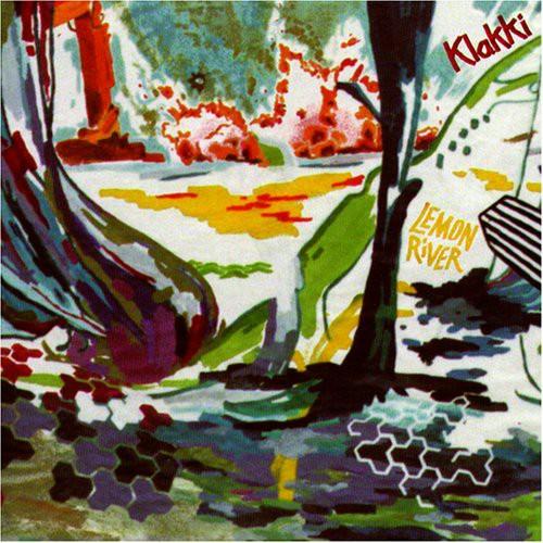 Klakki - Lemon River CD