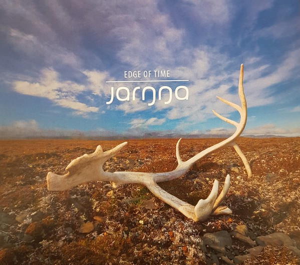 Jarnna - Edge of time CD