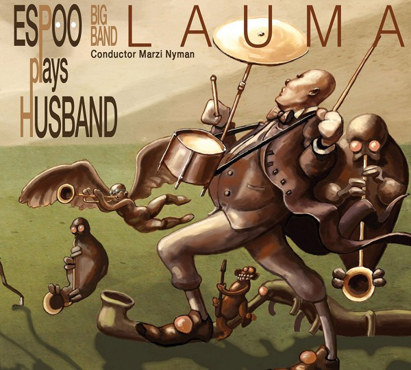 Espoo Big Band - Lauma CD