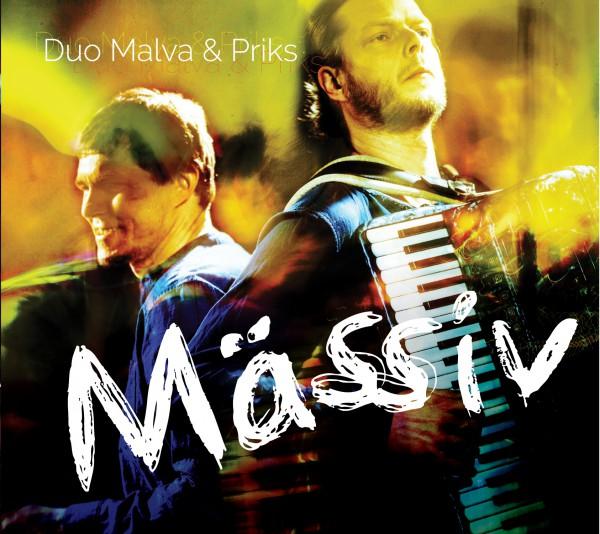 Duo Malva & Priks - Mässiv CD