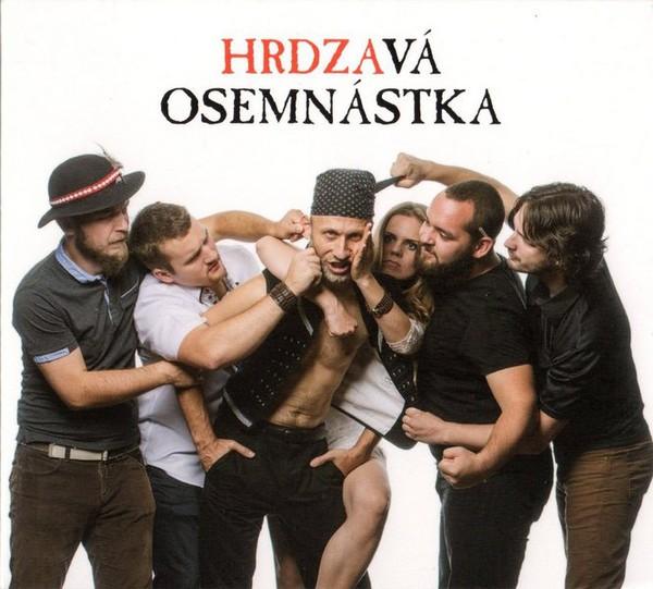 HRDZA - Hrdzavá Osemnástka CD