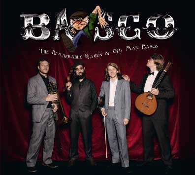 Basco - The Remarkable Return of Old Man Basco CD