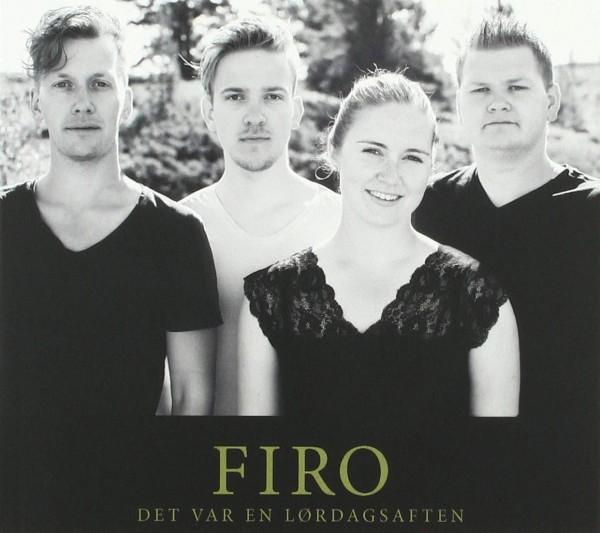 Firo - Det Var En Lørdagsaften CD