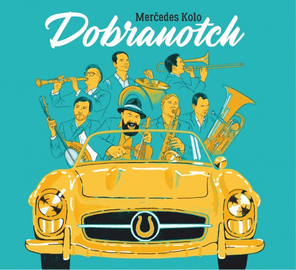 Dobranotch - Mercedes Kolo CD